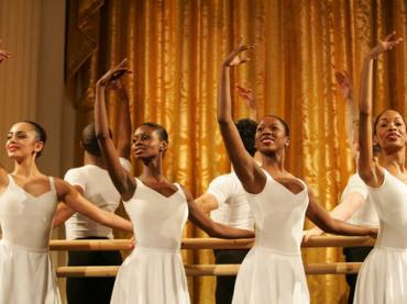 Arthur Mitchell & Dance Theatre Of Harlem