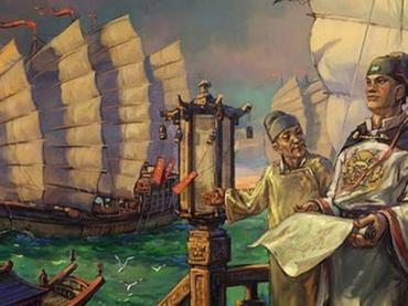 Ming Dynasty - Zheng He Voyages Role-Play Activity