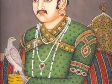 Akbar the Great Indian Ruler