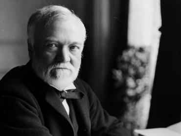 Andrew Carnegie and Philanthropy (Short Biography)