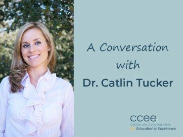 A Conversation With Catlin Tucker on Hybrid Learning: The Gateway to Reopening Schools
