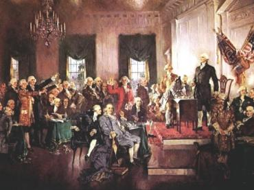 A Walking Tour of the Constitution
