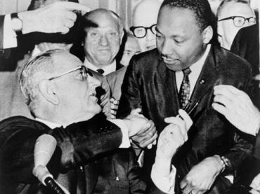 Commemorating 50th Anniversary of Civil Rights Act
