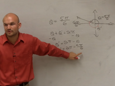 4.1 How to find the smallest positive and negative coterminal angles