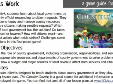 Counties Work