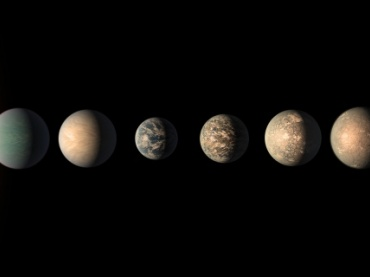 Scenario: TRAPPIST-1 a good place for life?
