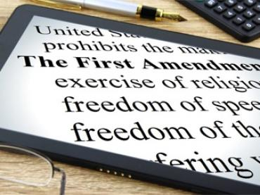 THE FIRST AMENDMENT AND OUR FREEDOMS