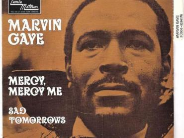 Music for Environmental Education Activity: Marvin Gaye - Mercy Mercy Me (The Ecology)