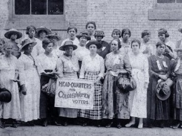 Women's Suffrage, Racism and Intersectionality