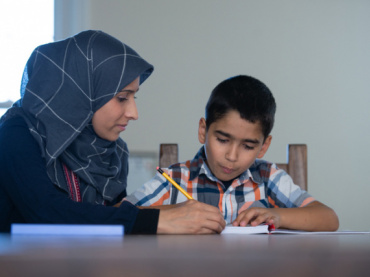 Distance Learning for ELLs: Making Family Partnerships Work