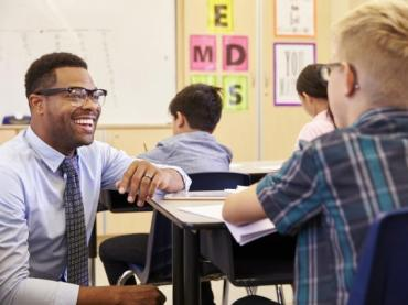 Tell Your Story: The Impact of Personal Connection in the Classroom