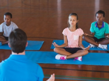 Practicing Mindfulness with The Holistic Life Foundation