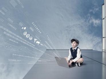 https://www.istockphoto.com/photo/child-using-laptop-and-digital-information-concept-gm971246900-264549643