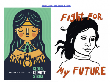 Climate Strike and Art Activism: Create Your Story