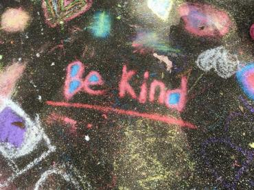How Can I Be Kind? Human Rights Focus