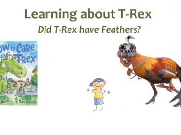 Did T Rex have feathers