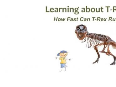 How fast could T-Rex run?