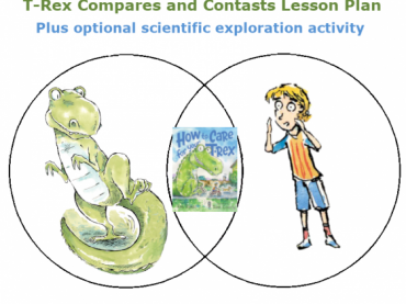 T-Rex compares and contrasts