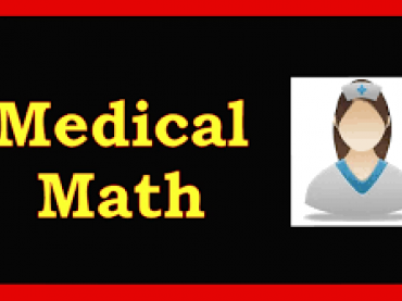 Medical Math for the Medical Assistant
