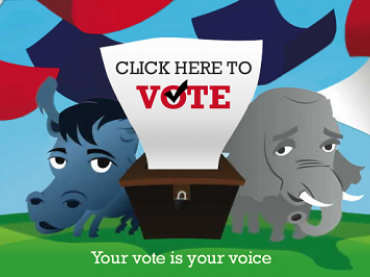 Your Vote is Your Voice: 2016 National Mock Election