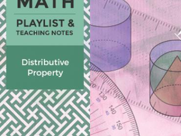 G3 Playlist: Finding Area Using the Distributive Property