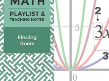 G8 Playlist: Finding Roots of Perfect Squares and Perfect Cubes
