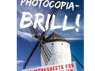 PhotocopiaBRILL! 101 worksheets for effective English lessons!