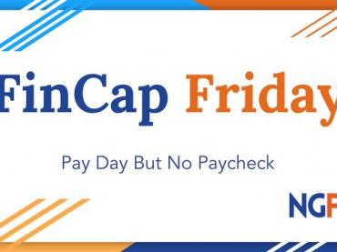 FinCap Friday: Pay Day But No Paycheck