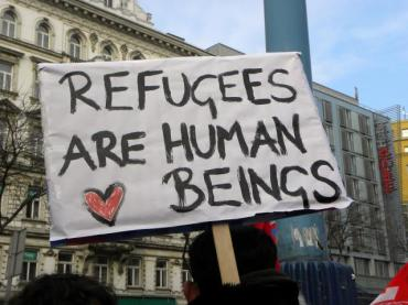 Simple Acts 3. Watch a movie about refugees