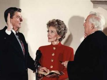 Ronald Reagan: Our Fortieth President