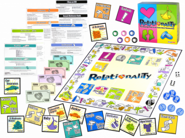 Relationality Game