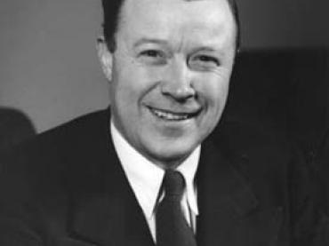 Portrait of Walter Reuther