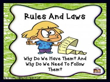 Why so many rules?