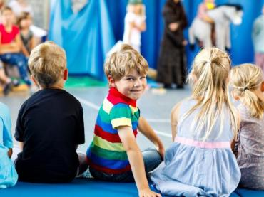 Drama Lesson Plan Ideas - Drama Games for Little People (Pre-K to Grade 2)