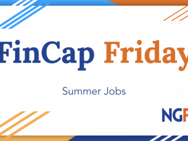 FinCap Friday: Summer Jobs