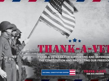 Thank-A-Vet Postcards