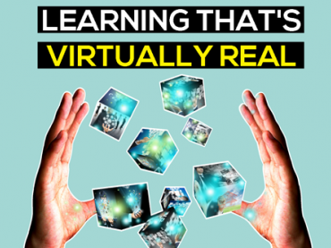 Learning That's Virtually Real