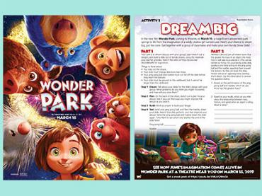 Wonder Park: Build Your Own Dream (STEM, Physics and Engineering)