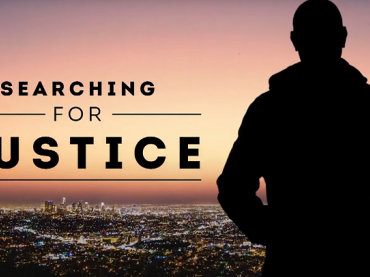 searching for justice with Bryan Stevenson