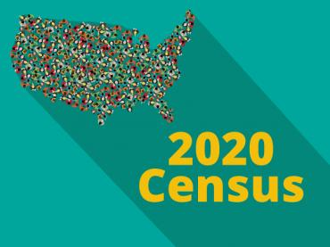 2020 census US map