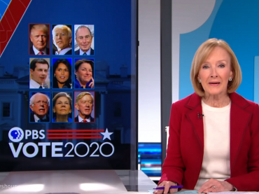 julie woodruff discusses the democratic candidates and the ongoing primaries