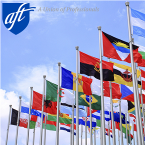 AFT International Affairs Department's picture