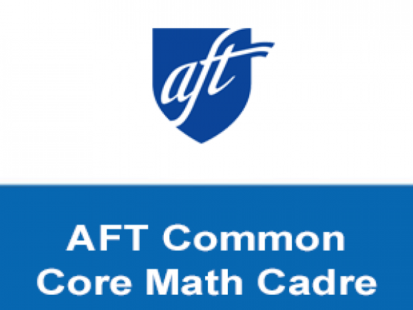 AFT Common Core Math Cadre's picture