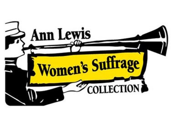 Ann Lewis Women's Suffrage Collection's picture