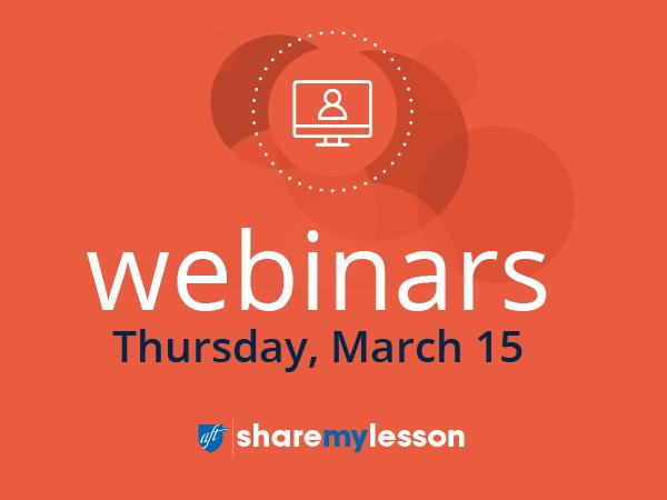 Share My Lesson Virtual Conference