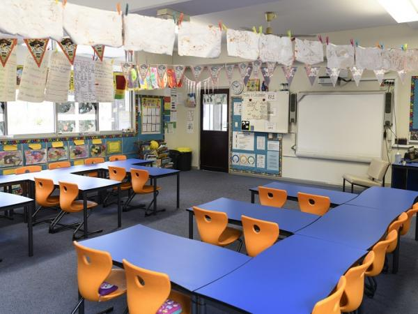 Classroom Decorations and Functionality