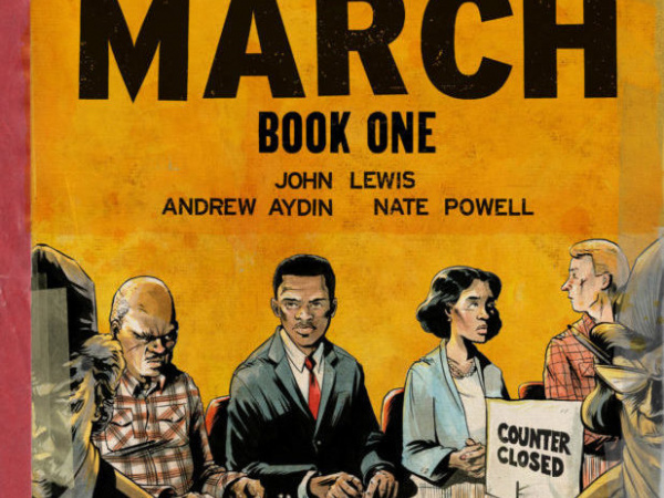 john lewis graphic novel cover