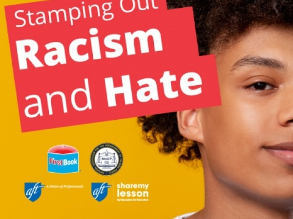Stamping Out Racism and Hate's picture