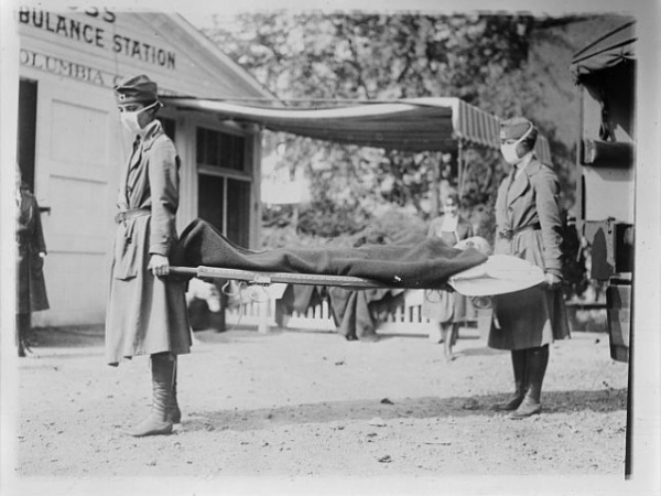 U.S. History Series: Influenza and War in 1918