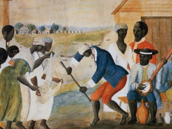 CURATING THE QUARTERS OF ENSLAVED PERSONS